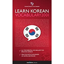 Learn Korean - Word Power 2001