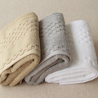 Microfiber Absorbent Drying Bath Beach Towel Washcloth Swimwear Shower (Model T221)