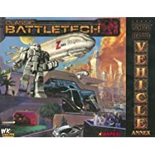 Classic Battletech Technical Readout: Vehicle Annex