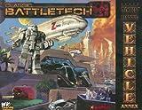Classic Battletech: Technical Readout: Vehicle