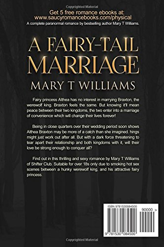 Amazon a fairy tail marriage a paranormal marriage of amazon a fairy tail marriage a paranormal marriage of convenience romance 9781530084500 mary t williams books fandeluxe Gallery