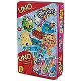 Shopkins UNO Card Game in Collectible Tin