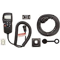 Standard Horizon CMP31B 2 RAM3+ remote control/mic, black