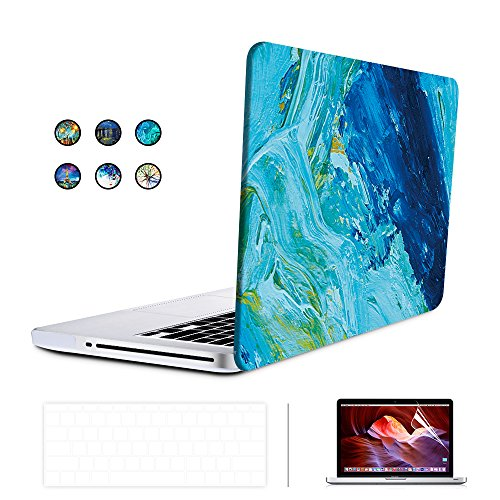 ICE FROG Macbook Retina 15 Rubberized Case, Hard Slim MatteCover PC See Through Snap On Soft Touch Shell Protective Skin for MacBook Pro 15.4