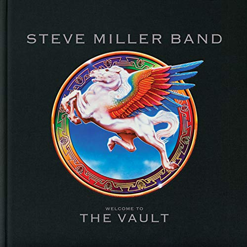 Welcome To The Vault [3 CD/DVD Box Set]