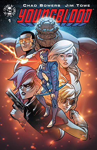 youngblood comic 1 - 4