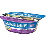 Natural Balance Delectable Delights Grain Free Wet Cat Food Stew, Purrrfect Paella, 2.5-Ounce (12-Pack)