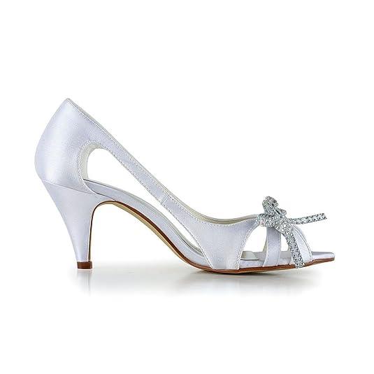 Jia Jia Wedding 5949414 chaussures de mariée mariage Escarpins pour femme