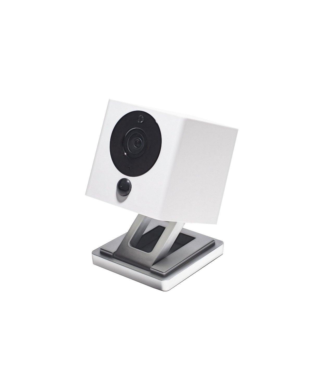 iSmartAlarm Spot HD Video Camera, White [並行輸入品] B01JJH7E4O