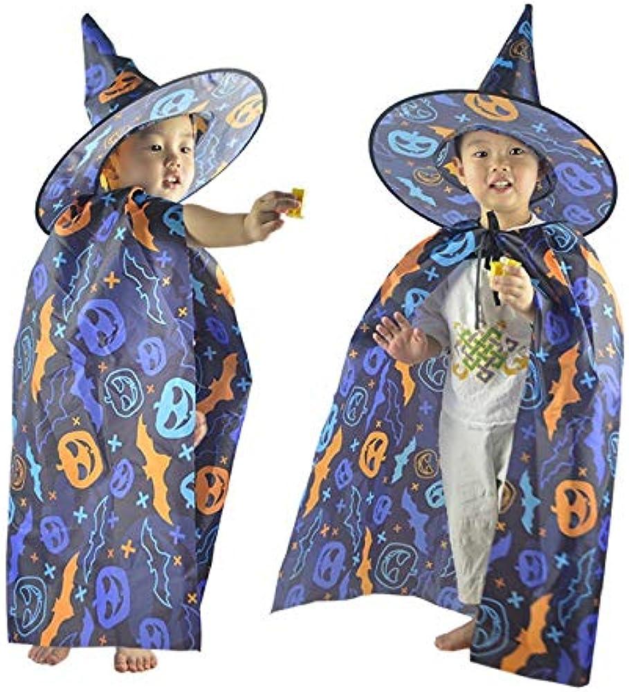 ZYJT Capa Ropa infantil de Halloween Niños Kinder Disfraces de ...