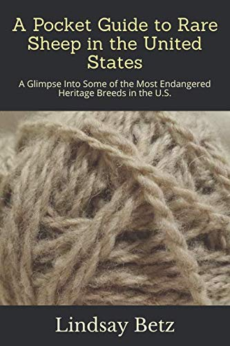 A Pocket Guide to Rare Sheep in the United States