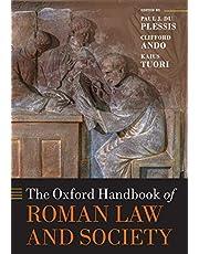 OXFORD HANDBK OF ROMAN LAW & S