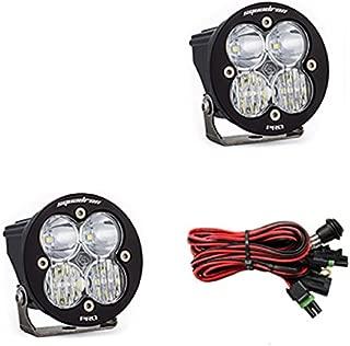 product image for Baja Designs Squadron-R PRO Pair UTV LED Light Driving Combo Pattern