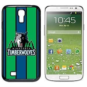 Beautifulcase NBA Minnesota Timberwolves Samsung Galaxy S4 kogtCn5Bbim case cover