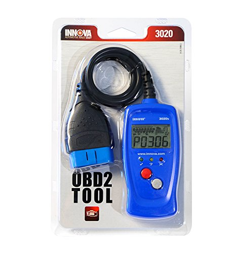 Innova 3020 Diagnostic Code Reader / Scan Tool with ABS for OBD2 Vehicles by Innova (Image #5)