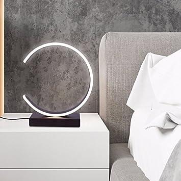 Luces de noche Modernas lámparas de mesa mini-grandes Luz ...