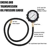 JIFETOR Engine Oil Pressure Gauge Transmission