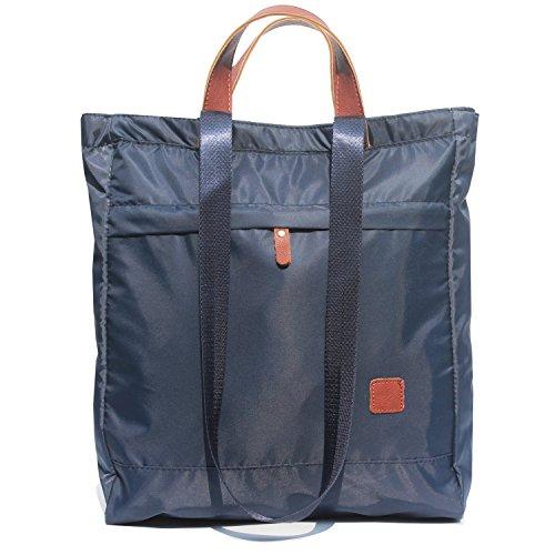Totepack Waterproof Lightweight Backpack Shoulder Bags for Men Women Unisex Day Bag (NAVY) by Leacom