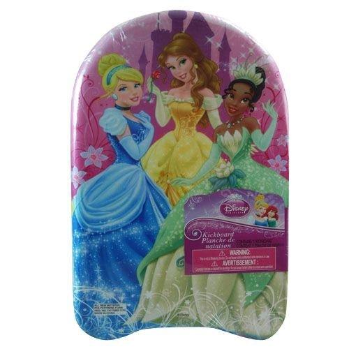 Girls Boogie Board - Disney Princess Foam Kickboard, 17-inch x 10-inch