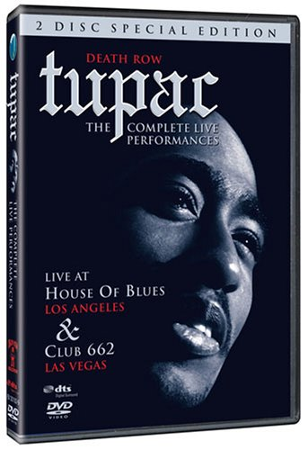 Tupac: The Complete Live Performances (Two-Disc Special Edition)