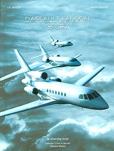 Download The Dassault Falcon Story pdf