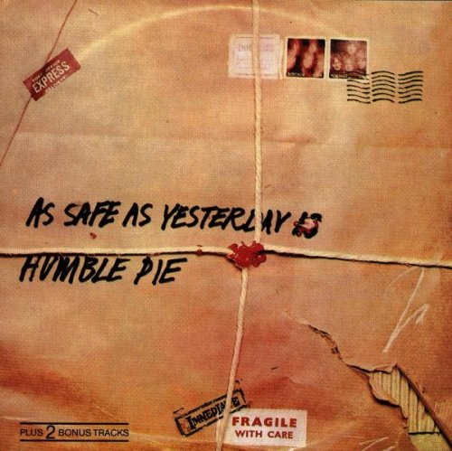 Safe As Yesterday - Mall Humble