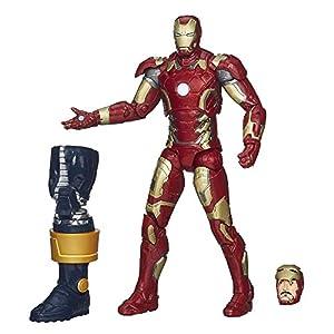 Amazon.com: Marvel Legends Infinite Series Iron Man Mark