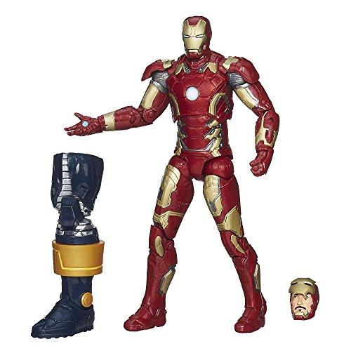Marvel Legends Infinite Series Iron Man Mark 43 6-Inch Figure
