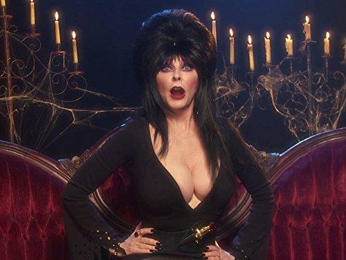 Elvira's Halloween Anthology -