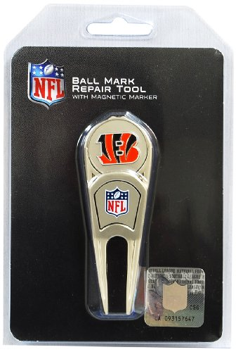 Cincinnati Bengals Repair Tool and Ball Marker by McArthur Sports