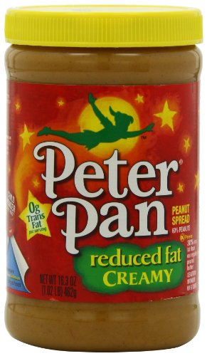 peter-pan-reduced-fat-creamy-peanut-spread-163-ounce-jars-pack-of-12