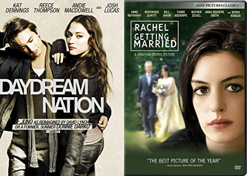 Young & Anxious 2-Movie Set - Daydream Nation & Rachel Getting Married 2-DVD Bundle