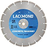 Lackmond SG20SPL1421 SPL Series Dry Cut Diamond Blade for Cured Concrete (20-Inch by .140 by 1-Inch)