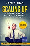 img - for Scaling Up - Beginner's Guide To Scaling Your Business: Economies of Scale - Knowing the right steps for your business startup book / textbook / text book