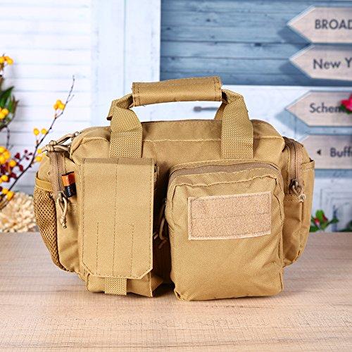 Widewing Hand Response Khaki Multipurpo Waist Outdoor Bag Shoulder Utility Fwqvrxw