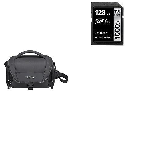 Sony LCSU21B.SYH - Bolsa de transporte para cámara ...