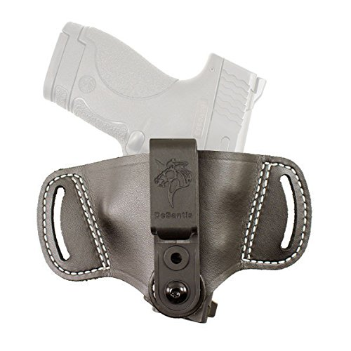 - DeSantis Outback IWB/OWB Belt Holster Fits Most Small Frame Auto & 1911 Pistols