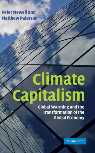 Climate Capitalism: Global Warming and the Transformation of the Global Economy Pdf