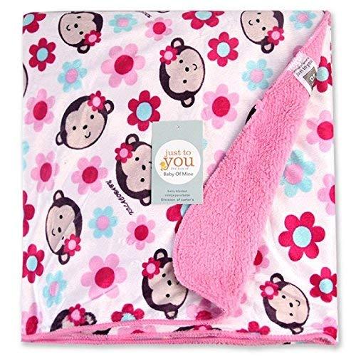 Mini Berry Kids Fleece Double Layer Blanket