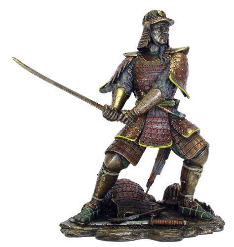 japanese samurai sculpture ships immediately amazon co uk