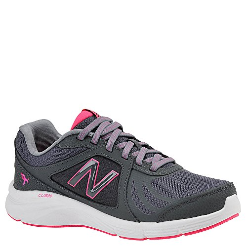 New Balance Women's 496v3 Walking Shoe, Komen Pink, 9.5 2A US
