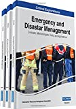 img - for Emergency and Disaster Management: Concepts, Methodologies, Tools, and Applications book / textbook / text book