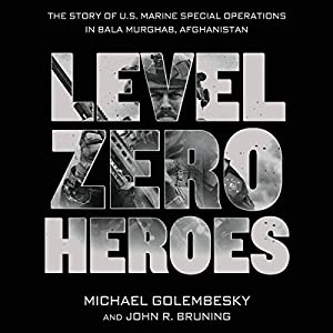 Level Zero Heroes Hörbuch
