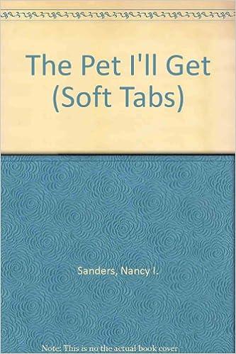 The Pet I'll Get por Nancy I. Sanders epub