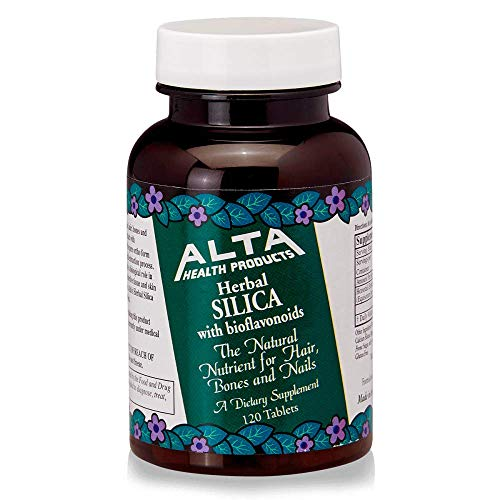 (Alta Health Products Silica With Bioflavonoids -- 500 mg - 120 Tablets)