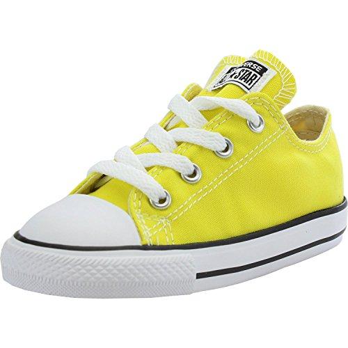 converse all star amarillas niño