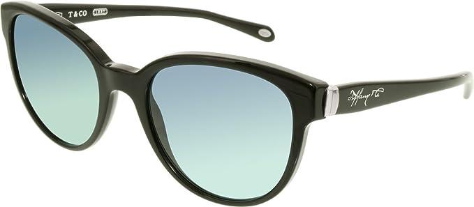 Tiffany 0TY4109 80019S 54, Gafas de sol para Mujer, Negro ...