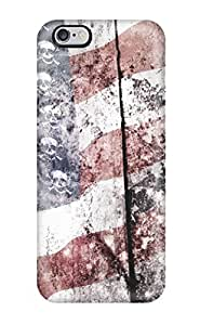 MaritzaKentDiaz Fashion Protective American Flags Misc Case Cover For Iphone 6 Plus