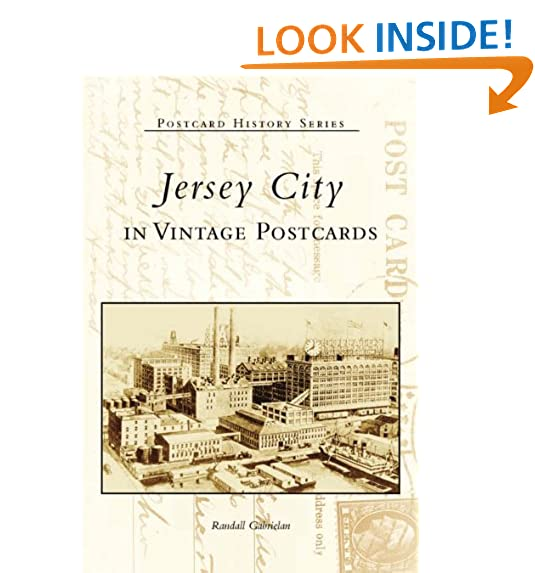 Jersey city new jersey amazon jersey city in vintage postcards nj postcard history series reheart Choice Image