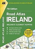 AA Road Atlas Ireland 7th Edition (AA Atlas)